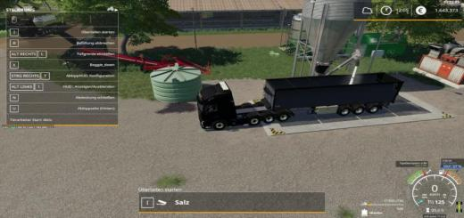 Photo of FS19 – Salz Silo / Salt Silo V1.0.1