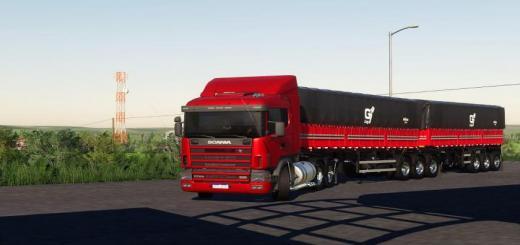 Photo of FS19 – Scania Farm Centro Sula Pack V3