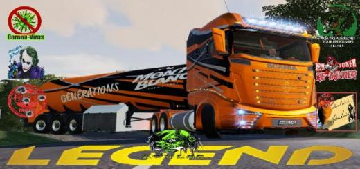 Photo of FS19 – Scania R1000 Top Run V2