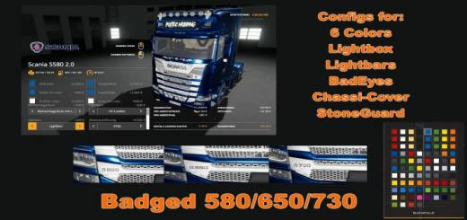 Photo of FS19 – Scania S 580-730 V2.1