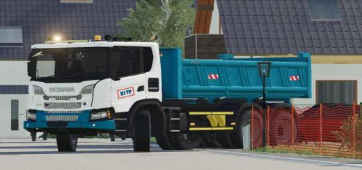 Photo of FS19 – Scania Xt 6X4 V1