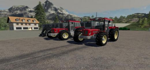 Photo of FS19 – Schlueter 1250 / 1500 Special V1