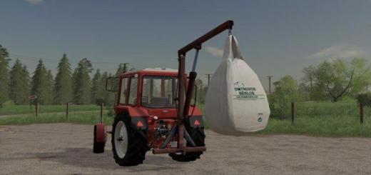 Photo of FS19 – Selfmade Big Bag Loader V1