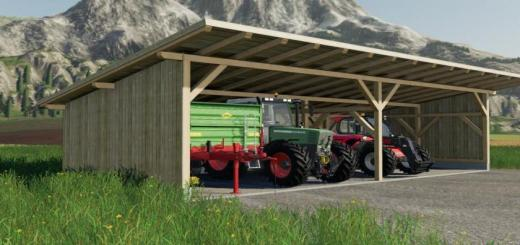 Photo of FS19 – Shelter V1