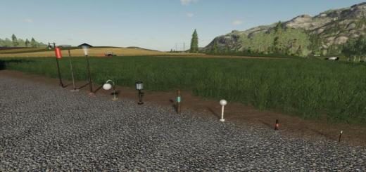 Photo of FS19 – Simple Farmlamp Pack V1