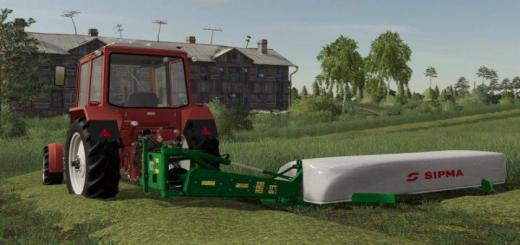 Photo of FS19 – Sipma Preria Kd 2400 V1