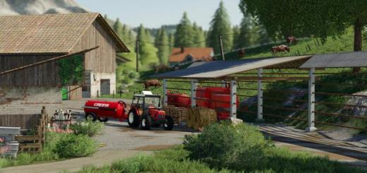 Photo of FS19 – Slovenian Countryside Map V1