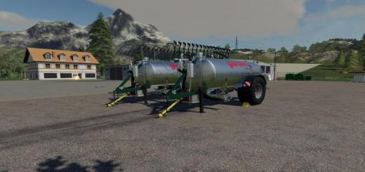 Photo of FS19 – Slurry Tanker 9000 V1