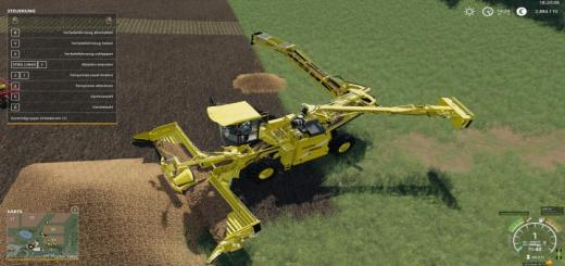 Photo of FS19 – Standard Holmer And Ropa Machines Potato Ready V1