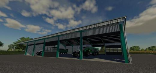 Photo of FS19 – Steel Construction Hall V1
