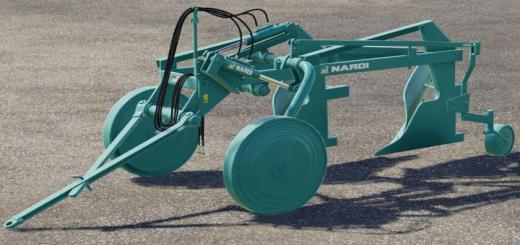 Photo of FS19 – Trailed Plow V1