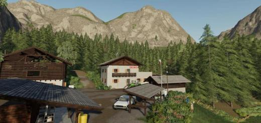 Photo of FS19 – Tyrolean Alps Map V1.2
