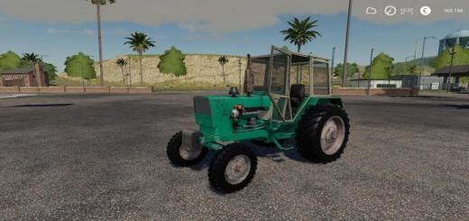 Photo of FS19 – Umz-6Kl V1.2