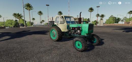 Photo of FS19 – Umz-6L Tractor V2