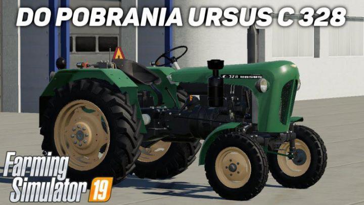 FS19 - Ursus C328 V1