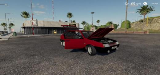 Photo of FS19 – Vaz 2109 Stok V1