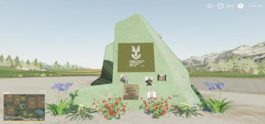 Photo of FS19 – Year 2553 Haio Monument V1 Beta