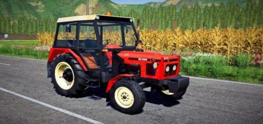 Photo of FS19 – Zetor 7011 Tractor V1