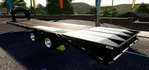 Photo of FS19 – 20Ft Gooseneck Trailer V1