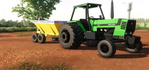 Photo of FS19 – Agrale Bx 90 Tractor V1