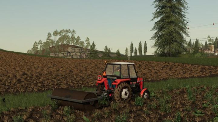 FS19 - Agricultural Rollers V1