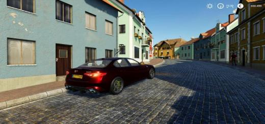 Photo of FS19 – Alfa Romeo Giulia V1