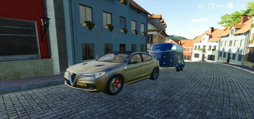Photo of FS19 – Alfa Romeo Stelvio V1