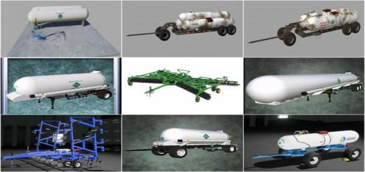 Photo of FS19 – Anhydrous Equiptment Pack V1