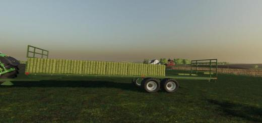 Photo of FS19 – Bale Trailer V1