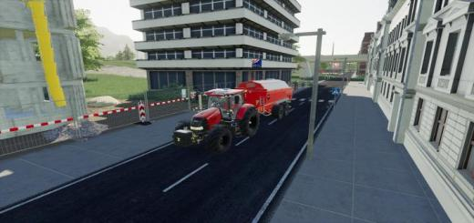 Photo of FS19 – Beco Met Kleppen V1
