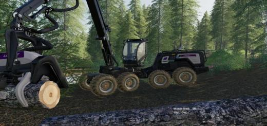 Photo of FS19 – Big Wood Logset V1