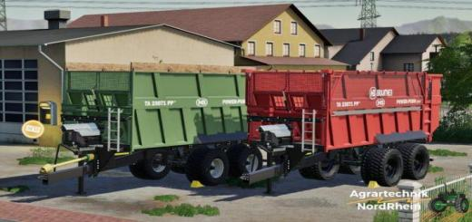 Photo of FS19 – Brantner Ta 23071 Trailer V1