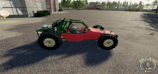 Photo of FS19 – Buggy V1