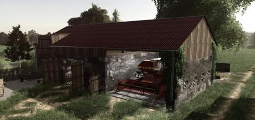 Photo of FS19 – Buildings With Pigs V1