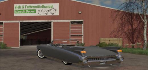Photo of FS19 – Cadillac Eldorado 1959 V1