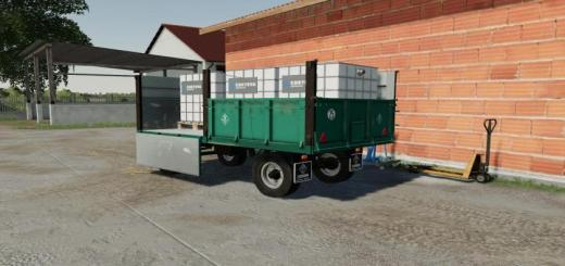 Photo of FS19 – Camara Vr11 Trailer V1