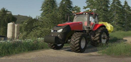 Photo of FS19 – Case Magnum 2020 Tractor V1