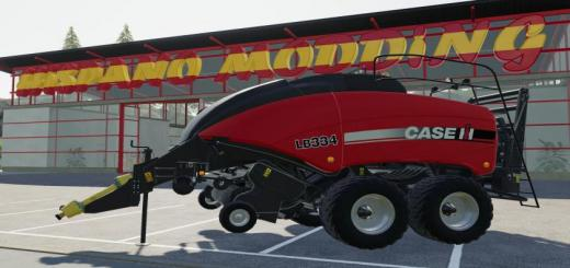 Photo of FS19 – Caseih Lb334 V1