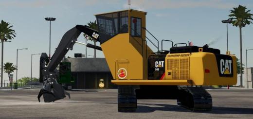 Photo of FS19 – Cat 548 Ll Butt N Top V1
