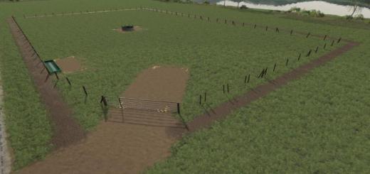 Photo of FS19 – Cattle Pasture V1.0.0.2