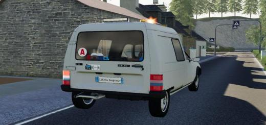 Photo of FS19 – Citroen C15 V1
