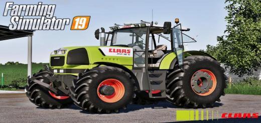 Photo of FS19 – Claas Atles 900Rz Serie V1