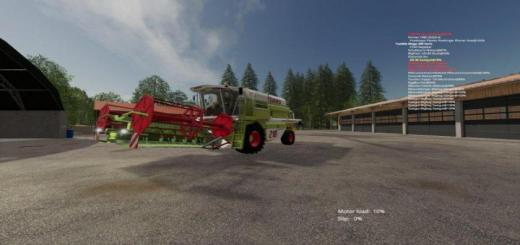 Photo of FS19 – Claas C540 V1