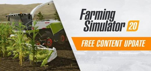 Photo of Claas In Farming Simulator 20: Free Content Update Out Now!