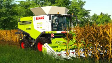 Photo of FS19 – Claas Lexion 700 Pack V1