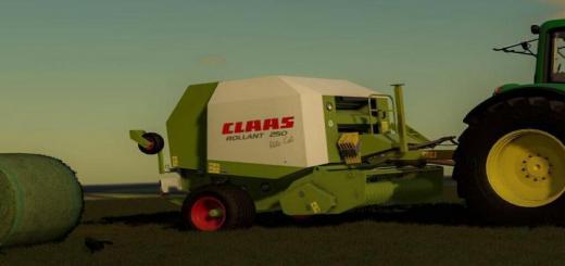 Photo of FS19 – Claas Rollant 250 Roto Cut V1.1