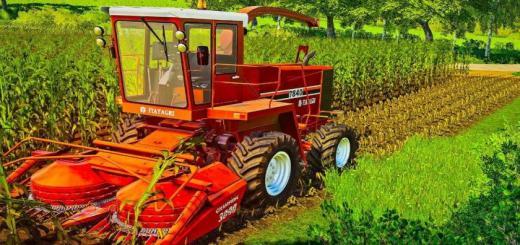 Photo of FS19 – Corn Texture V1