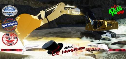 Photo of FS19 – Deere 1020G Excavator V1.5