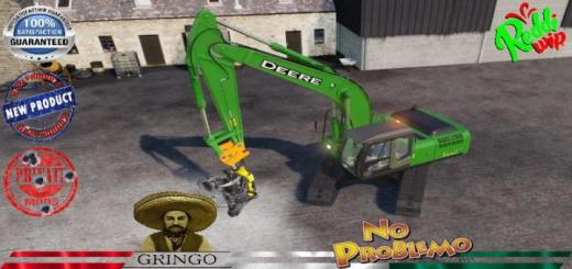 Photo of FS19 – Deere Forestry Excavator 290C V1.5