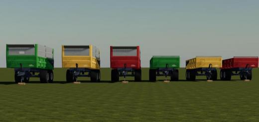 Photo of FS19 – Demarest Tp 19T V2